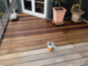 Holzterrassen pflegen Köln von Bautren GmbH