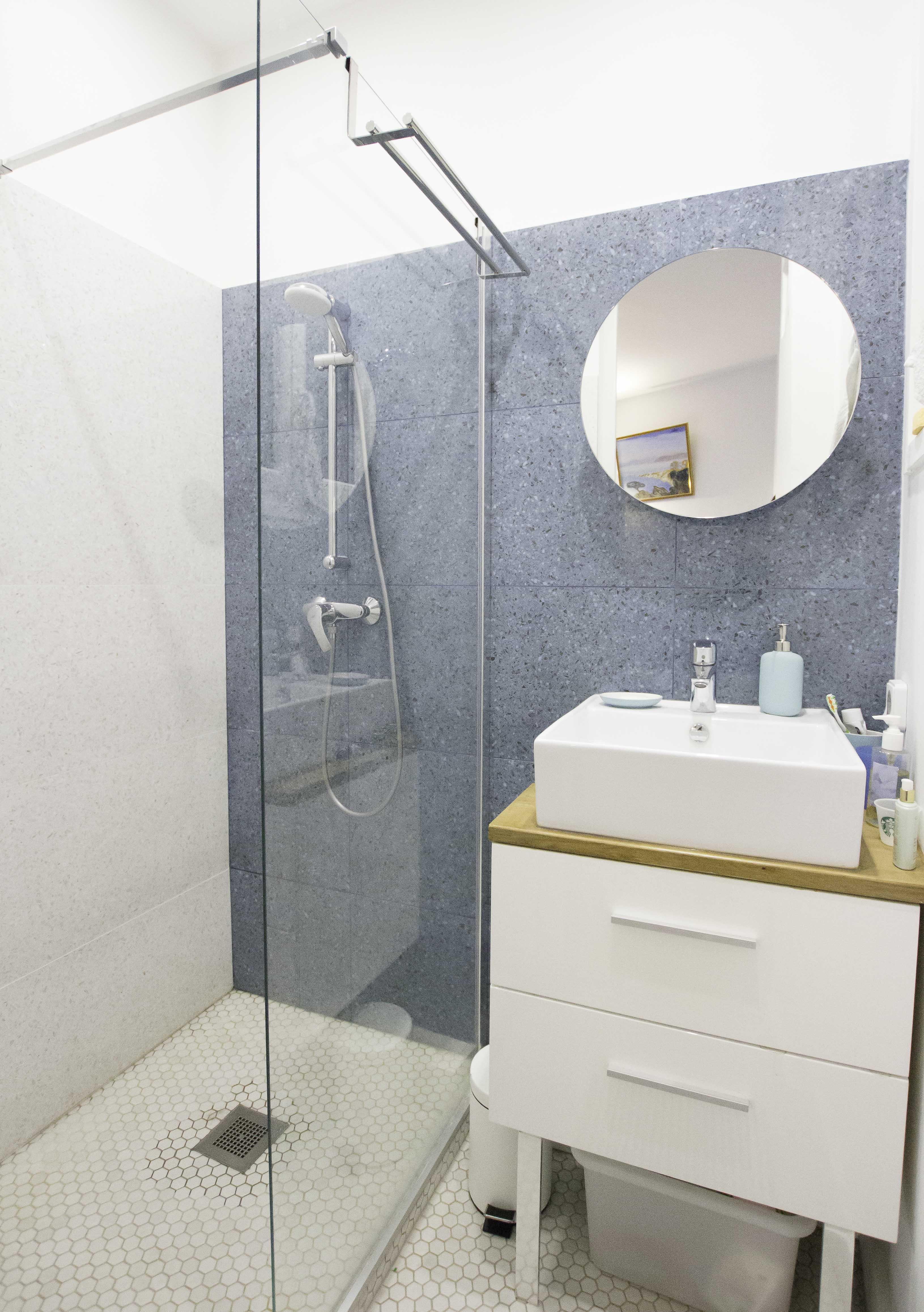 Salle de bain à St Sulpice