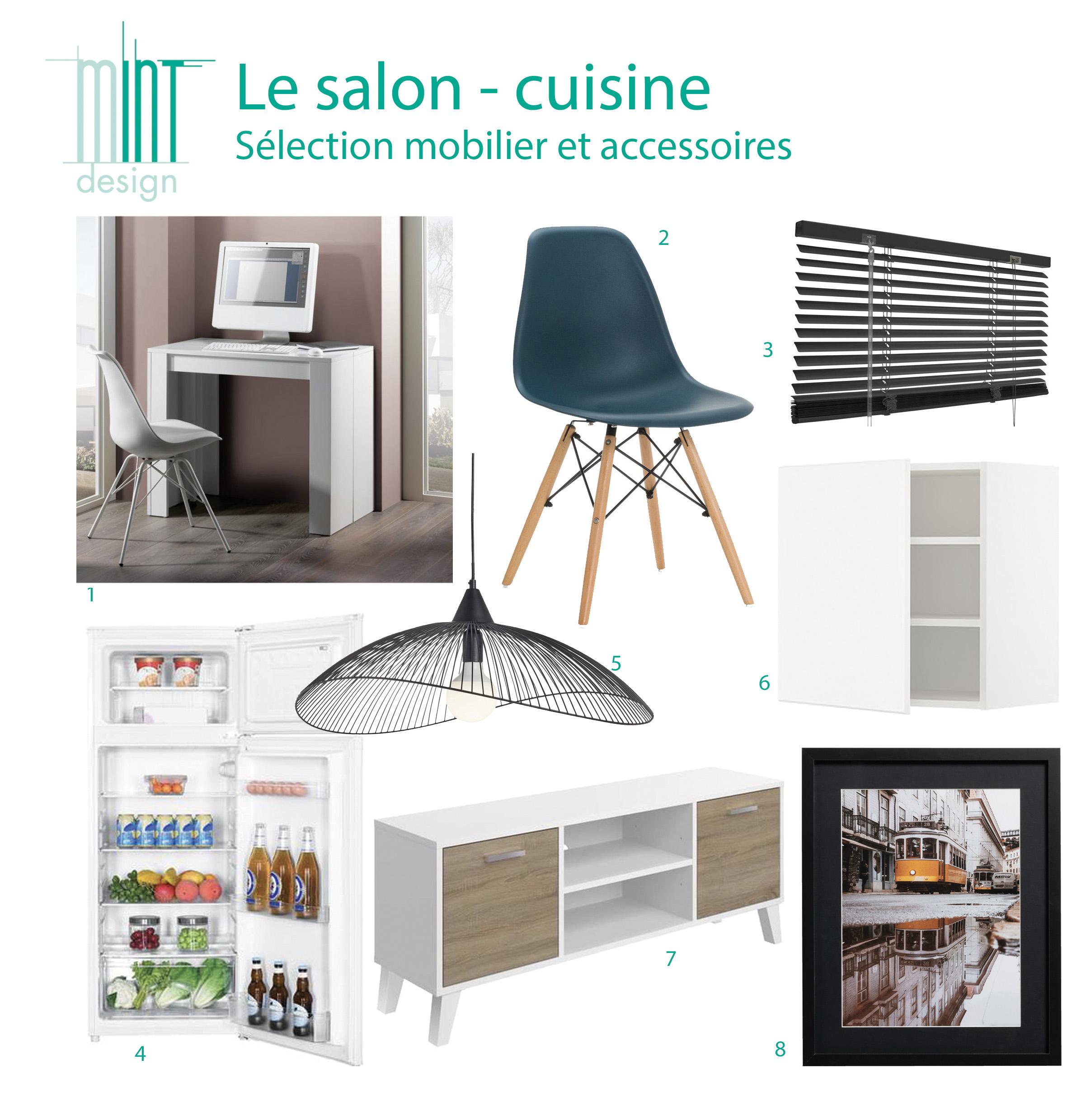 Shopping list salon
