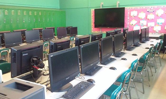 PS121Q Computer lab
