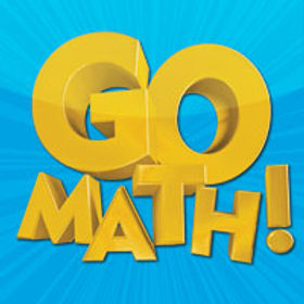 Logo for Go Math! Program