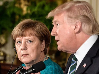 Germany fears Donald Trump will divide Europe