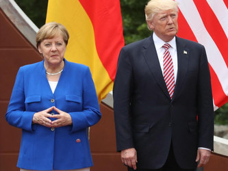 The German economy is unbalanced – but Trump has the wrong answer