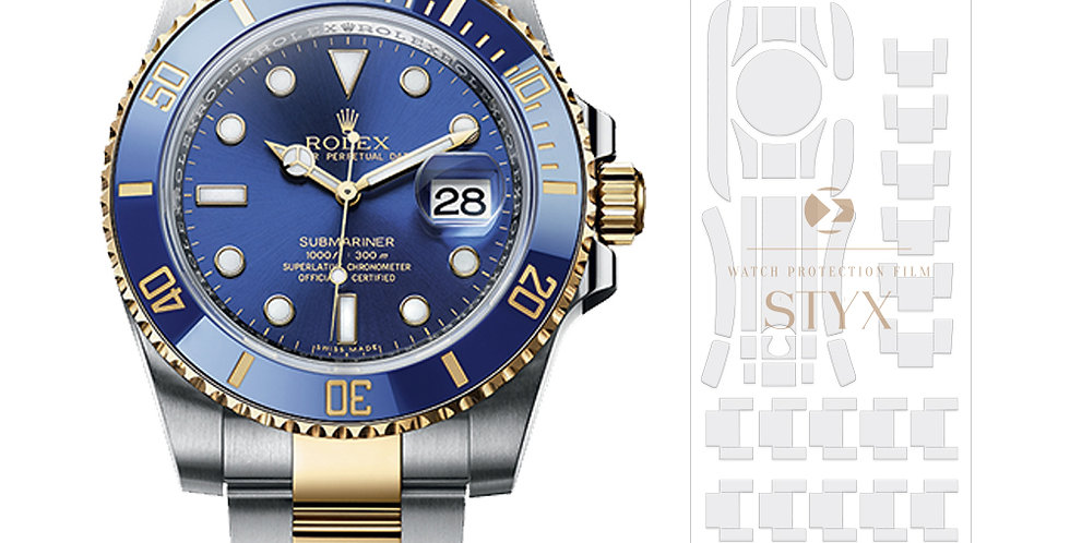 STYX for Rolex Submariner Date/NoDate 116610 series