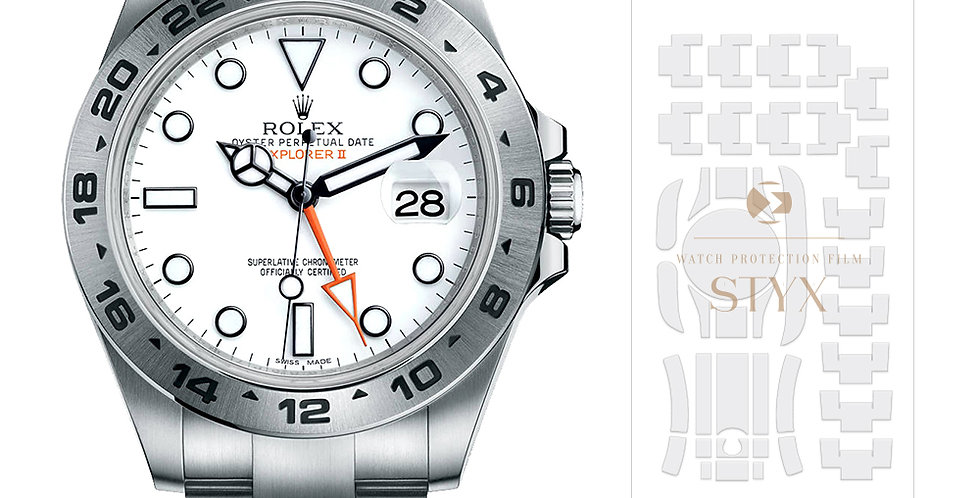 STYX for Rolex Explorer II