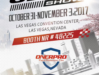 OnerPro is going to the SEMA show!