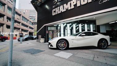 Hong Kong Ferrari Presentation