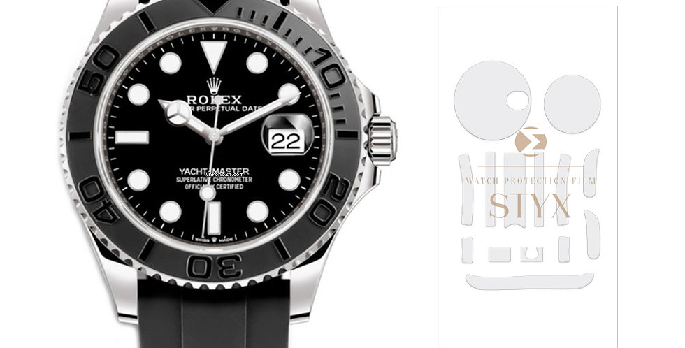 STYX for Rolex Yacht-Master 42