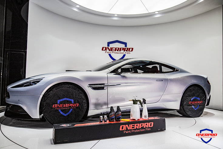 Aston Martin onerpro ppf