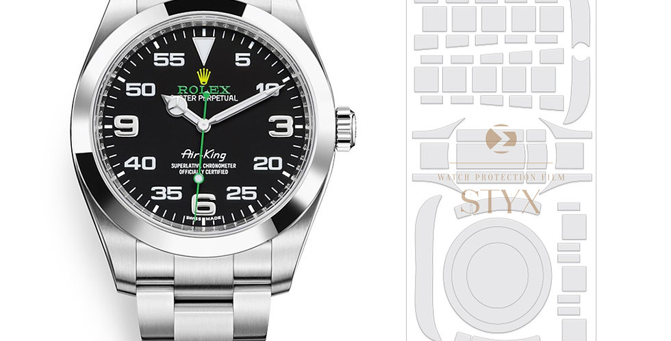 STYX for Rolex Air-King