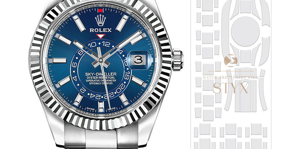 STYX for Rolex Sky-Dweller