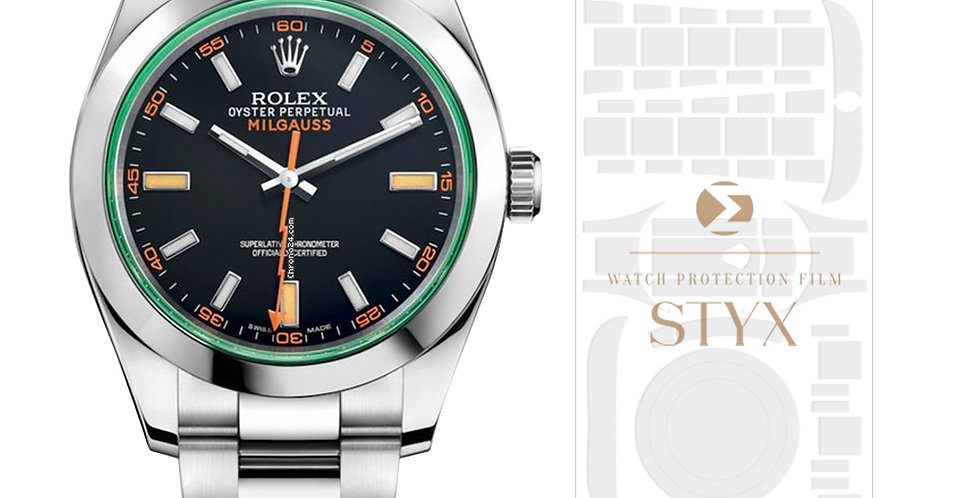 STYX for Rolex Milgauss