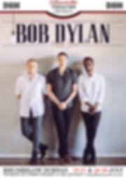 Bob Dylan Poster TAnner Wareham dbn-04.j