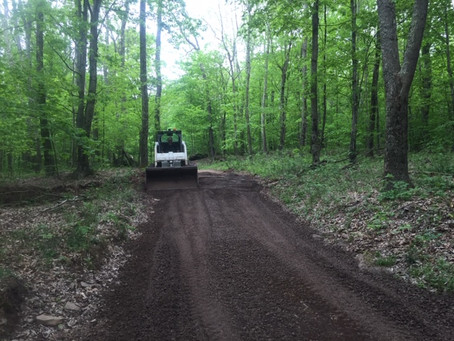Gravel Road Camp?
