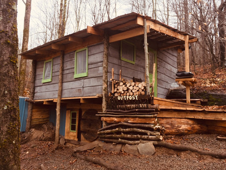 DRC's Newest Four Season Cabin - Outpost