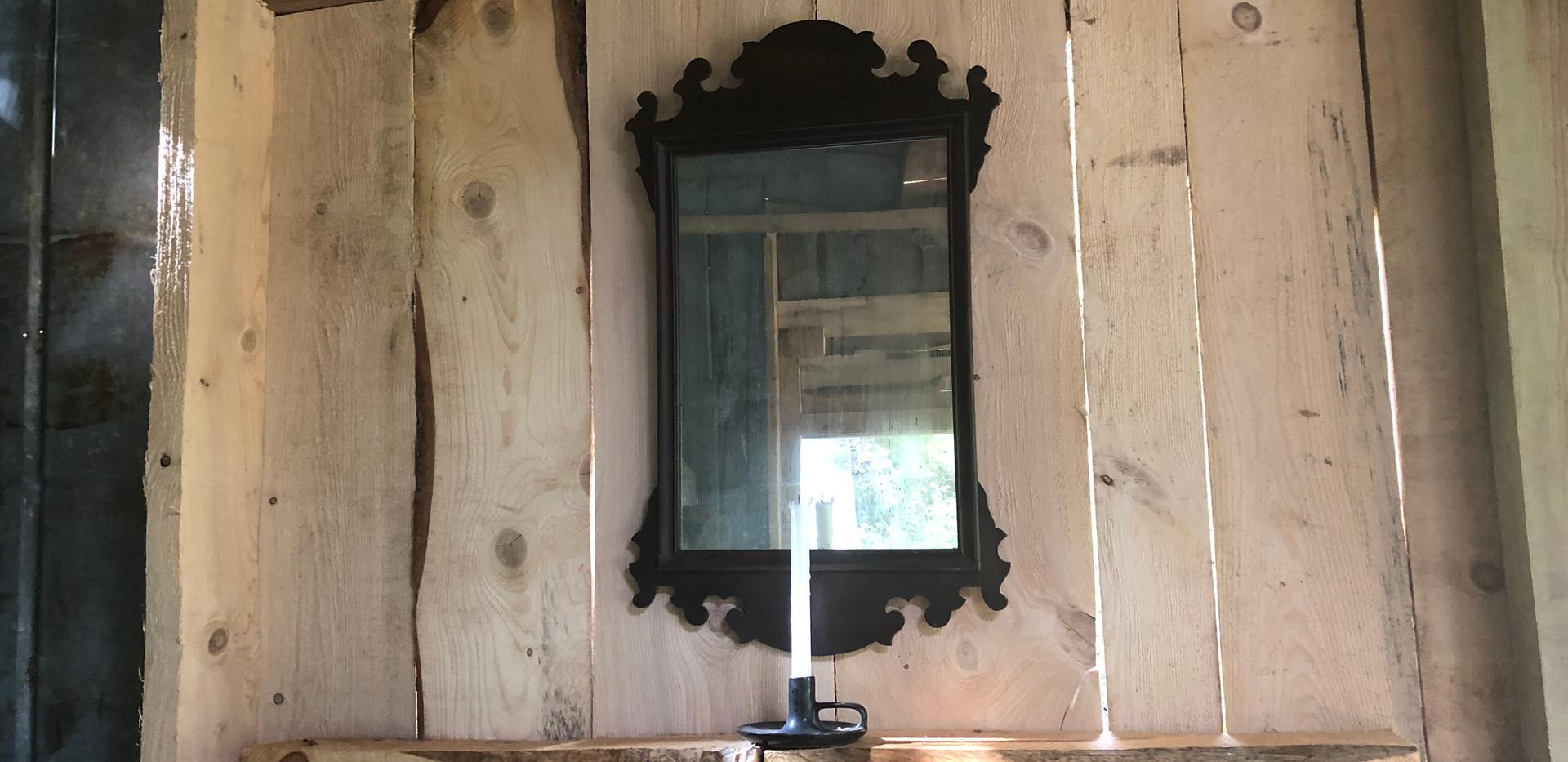 Lean-Too Mirror