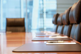 bigstock-Closeup-of-an-empty-conference-