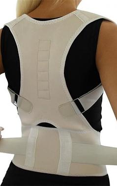 חגורת גב לתיקון היציבה - לנשים