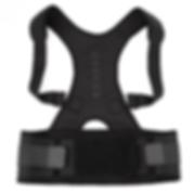 Posture Corrector Black front .png