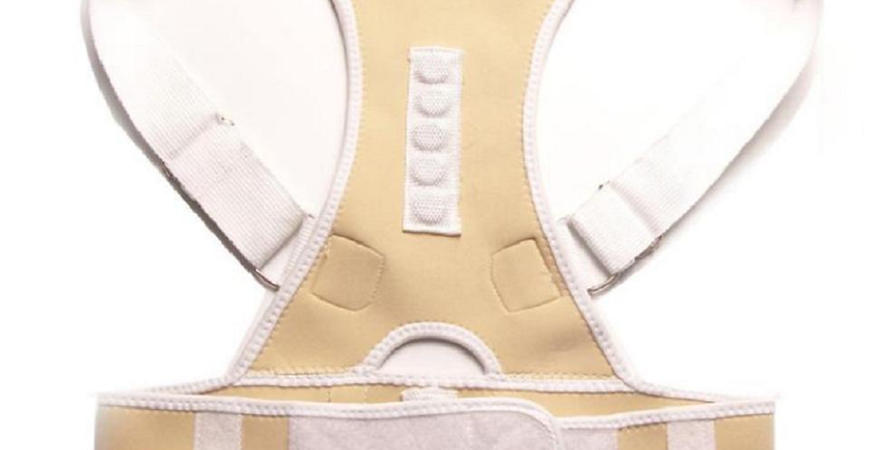 Extra Large - חגורה לתיקון היציבה צבע בהיר