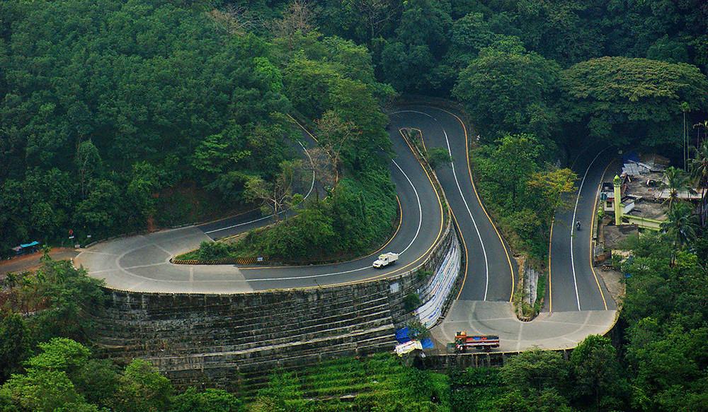 Wayanad Ghat Road