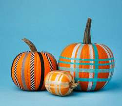 More Pumpkin Decorating