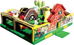 Toddler Little Farm Bounce House