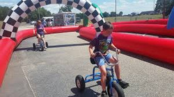 Tricycle Races