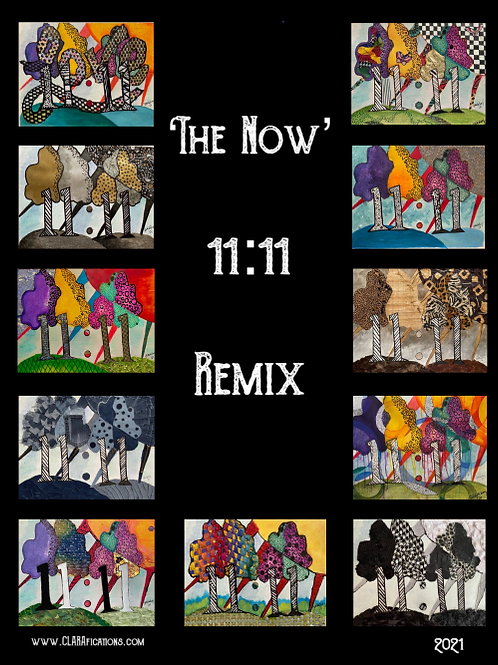 The Now 11:11 Remix POSTER