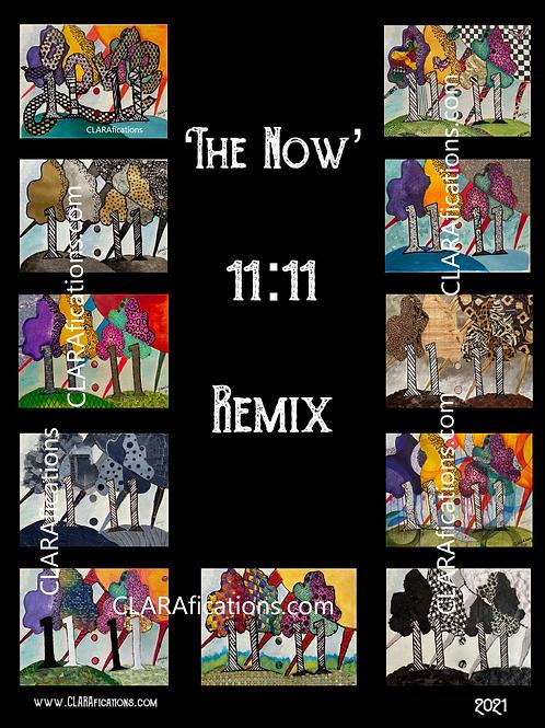 11 Digital Images :: The WONDERFUL Now 11:11 Remix