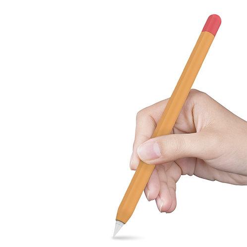 apple pencil苹果触控笔保护套硅胶手写笔套新款防丢防滑防摔笔帽