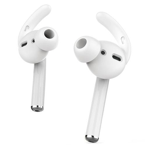 airpods2耳机套苹果无线蓝牙耳塞套硅胶防滑保护套防丢运动耳挂