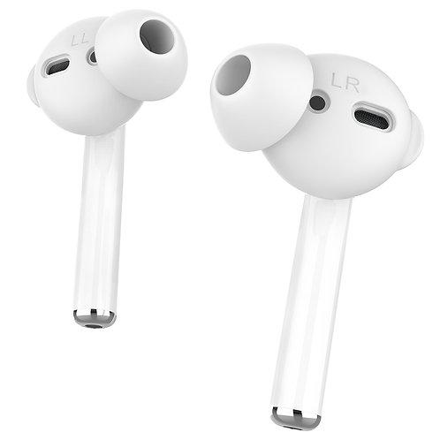 苹果airpods2保护套二代无线蓝牙耳机套防滑耳套耳塞通用