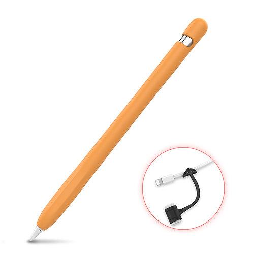 苹果ApplePencil一代触控笔保护套防摔硅胶多色可选
