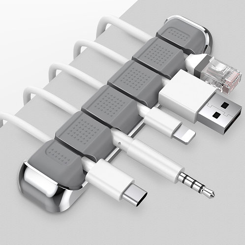 桌面理线器 多卡槽 固定器