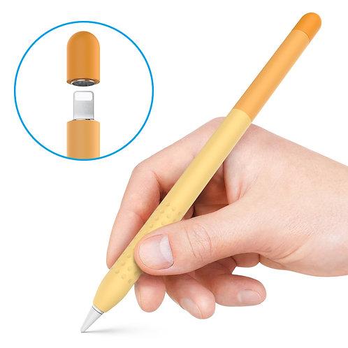 苹果Apple Pencil保护套一代ipencil笔套防摔平板iPad手写笔配件