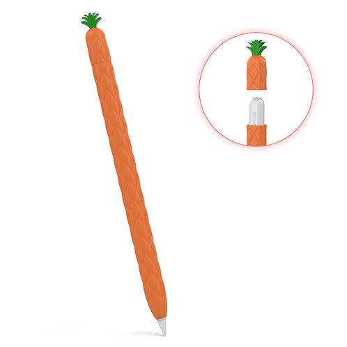 ApplePencil一代二代创意保护套苹果笔可选一代跟二代