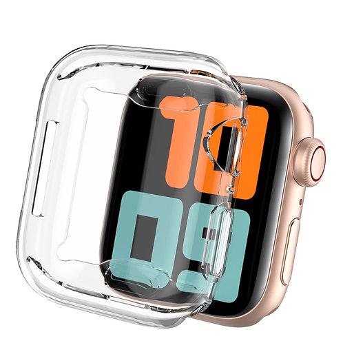 Apple Watch硅胶全包膜适用iwatch5/4/3/2/1