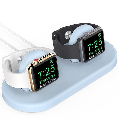 Apple Watch硅胶充电底座