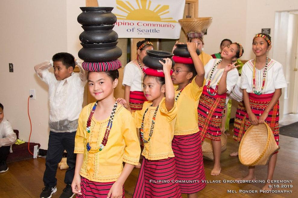 Filipino Community Village Groundbreakin