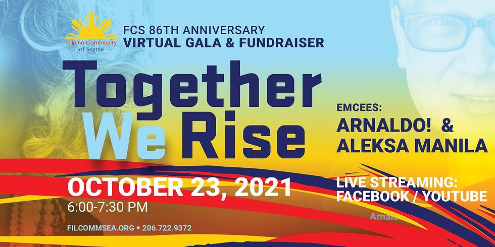 86th Anniversary Virtual Gala & Fundraiser