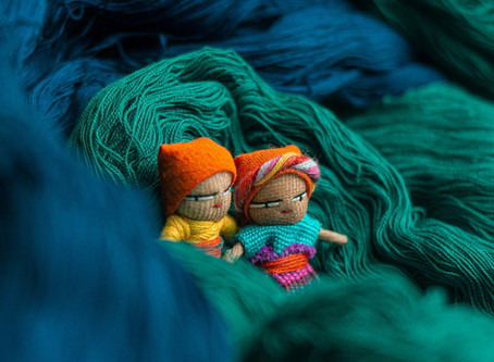 How To Make Worry Dolls: Seamlessly Weaving Mayan History and Culture