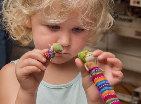 Worry Dolls In Pediatrics and Psychiatry: Easing the Pain One Day at a Time