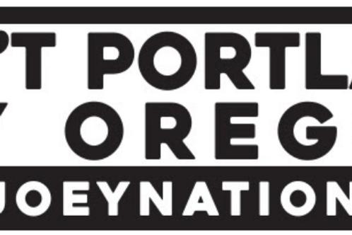 Don't Portland My Oregon