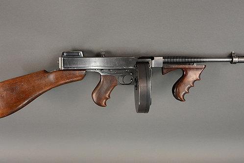 Tommy Gun Raffle