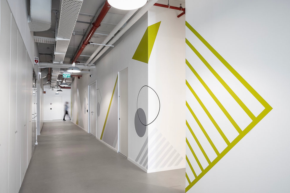 Docusign corridor