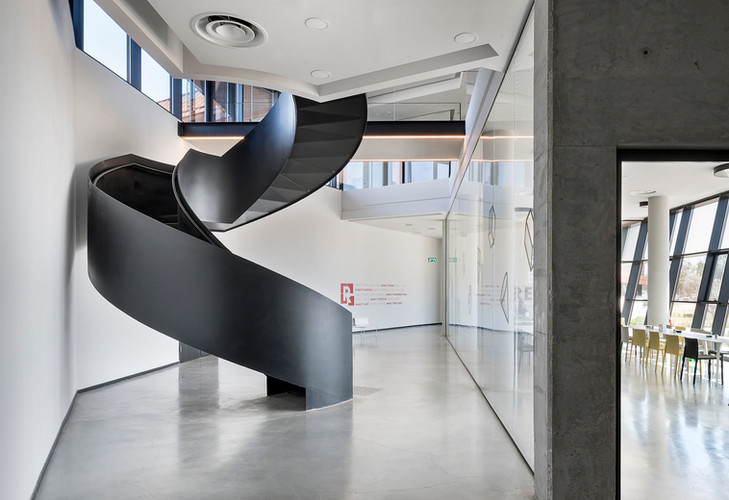 Rimoni Plast stairs