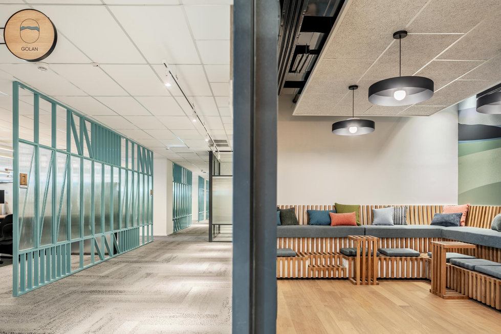 Servicenow Wall design & Signage