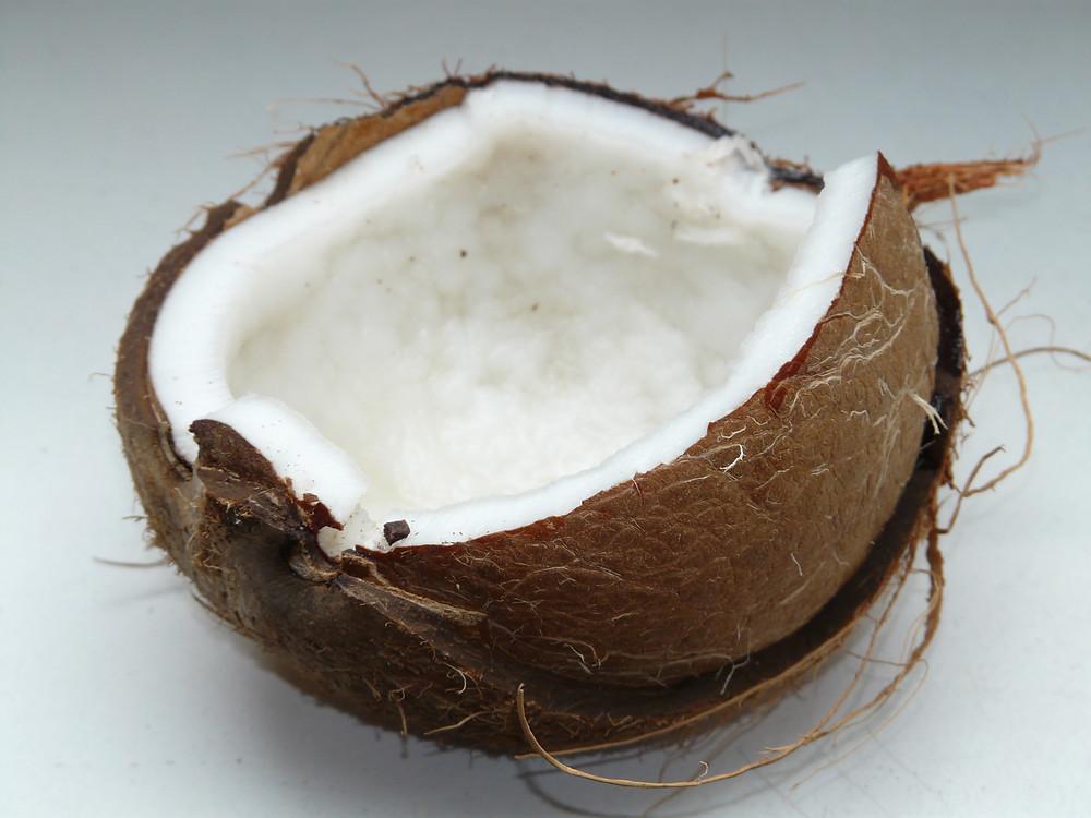 coconut glow