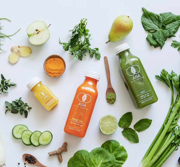 My Juice on Cleansing: